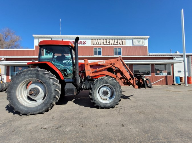 1999 Case IH MX 120 MFD Tractor For Sale