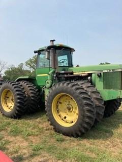 Tractor - 4WD For Sale 1980 John Deere 8640