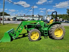 Tractor - Utility For Sale 2020 John Deere 5055E , 55 HP