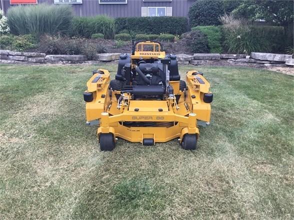 2021 Hustler SUPER 88 Zero Turn Mower For Sale