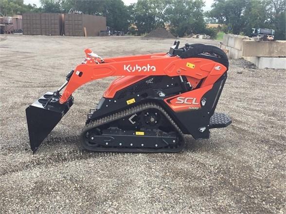 2021 Kubota SCL1000 Skid Steer-Track For Sale