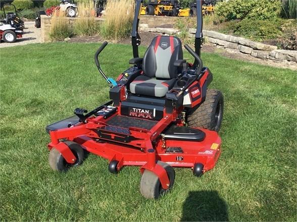 2021 Toro TITAN MAX 60 Zero Turn Mower For Sale