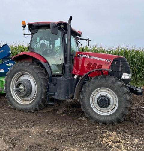 2017 Case IH 165 PUMA Tractor - Row Crop For Sale