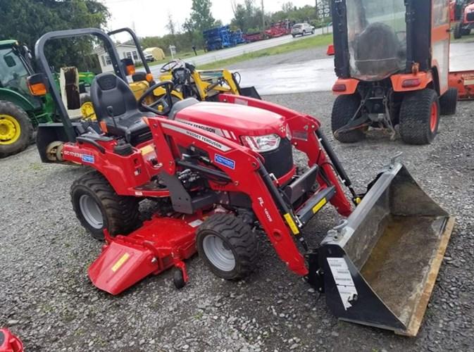 2019 Massey Ferguson GC1723E Tractor - Compact Utility For Sale