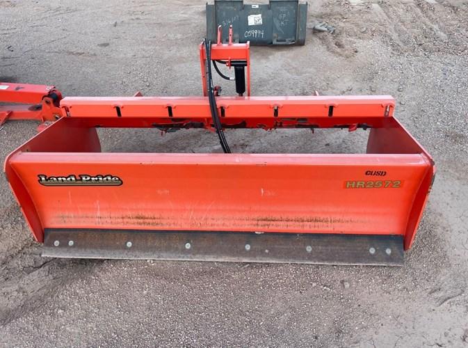 Land Pride HR2572 Scraper-Pull Type For Sale