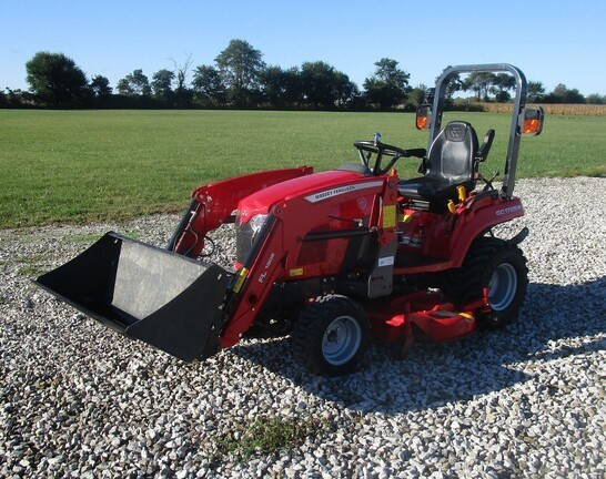 2019 Massey Ferguson GC1725M Tractor - Compact Utility For Sale