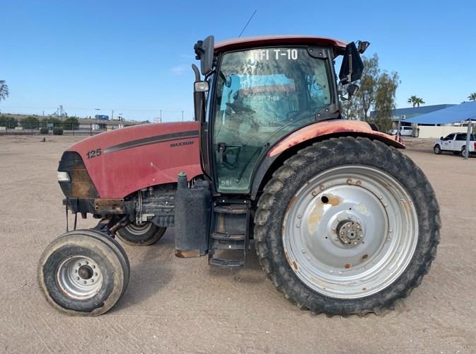 Case MAXXUM 125 Tractor For Sale