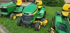 Lawn Mower For Sale 2011 John Deere X500 , 24 HP