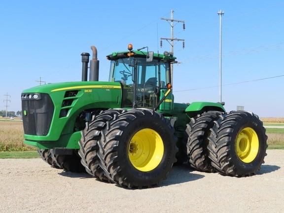 2010 John Deere 9630 Tractor - 4WD For Sale