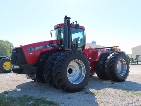 2008 Case IH Steiger 485 Tractor - 4WD For Sale