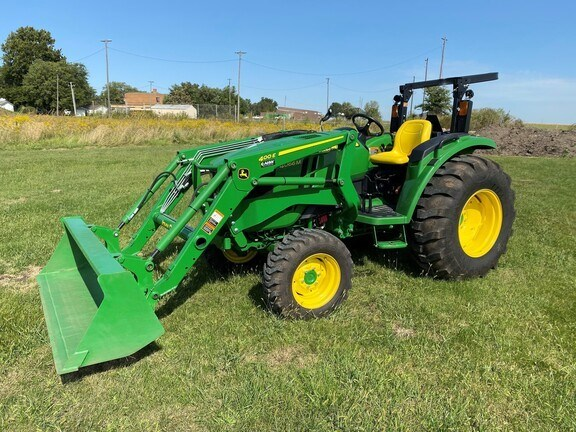 2019 John Deere 4066M Tractor - Compact Utility For Sale