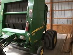 Baler-Round For Sale 2012 John Deere 568