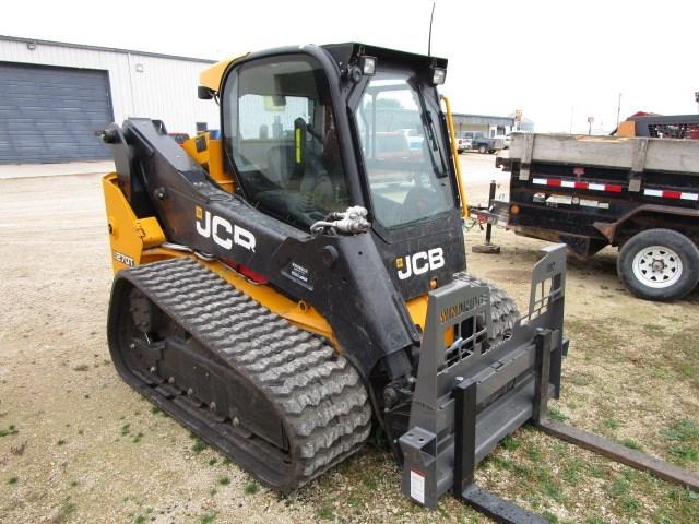2020 JCB 270T Crawler Loader For Sale