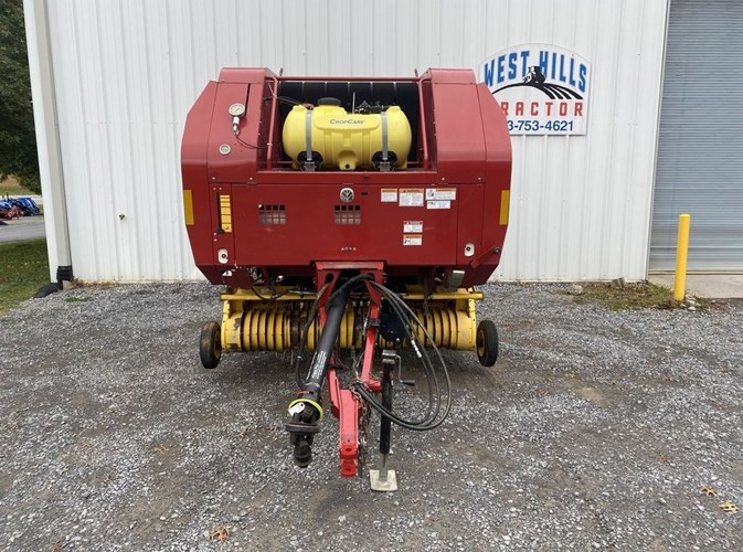2009 New Holland BR7060 Baler-Round For Sale
