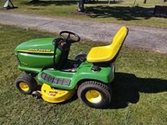 Lawn Mower For Sale 1999 John Deere LT155 , 15 HP