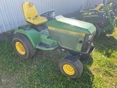 Lawn Mower For Sale 1999 John Deere 455 , 22 HP