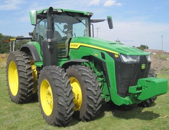 2020 John Deere 8R 340 Tractor - Row Crop For Sale
