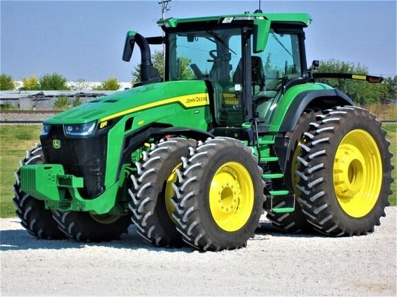 2020 John Deere 8R 410 Tractor - Row Crop For Sale