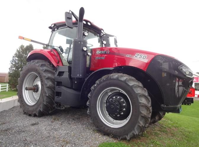 Case IH Magnum 250 Tractor - Row Crop For Sale