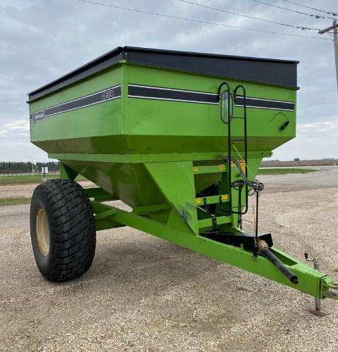 Parker 450 Grain Cart For Sale