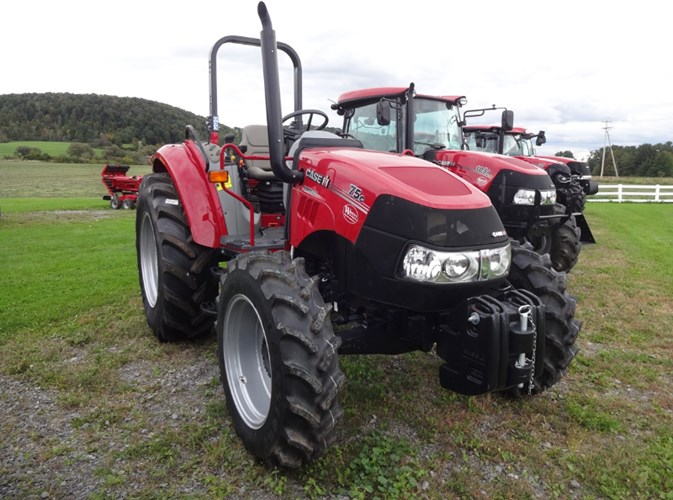Case IH Farmall 75C Tractor - Utility For Sale