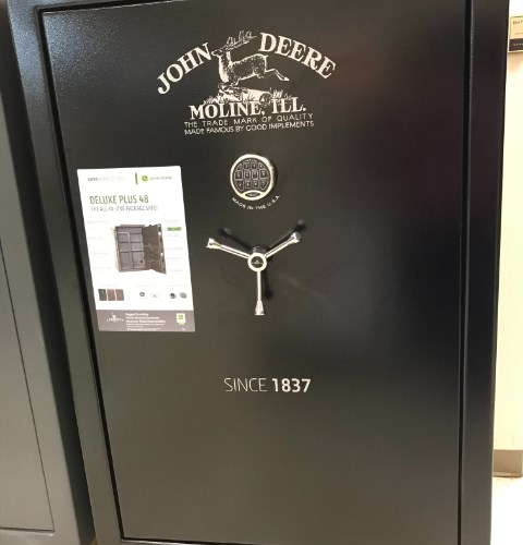 2021 Liberty Deluxe Plus 48 Gun Safe For Sale