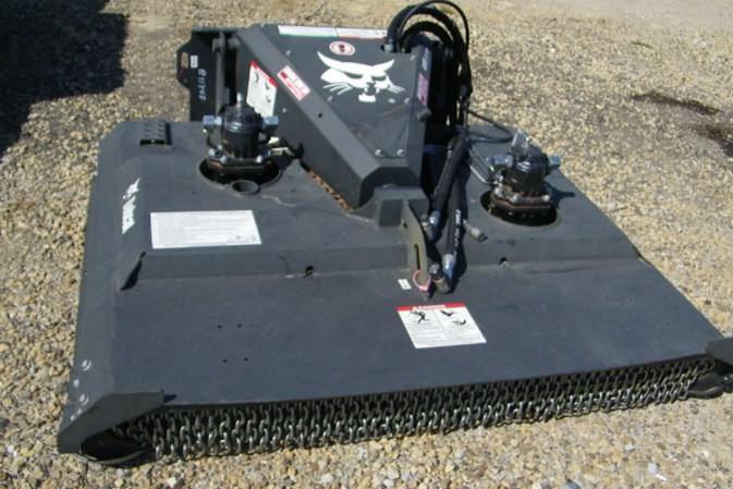 Bobcat 72 Skid Steer Attachment For Sale