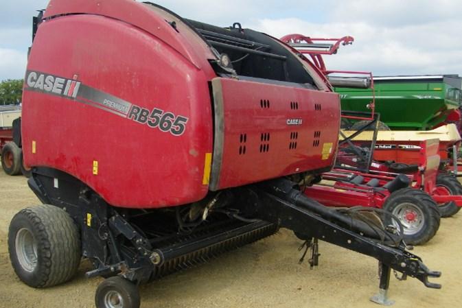 2014 Case IH RB565 Premium Baler-Round For Sale