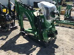 3 Point Backhoe Attachment For Sale 2021 Woods BH75-1
