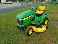 Lawn Mower For Sale 2006 John Deere X340 , 25 HP