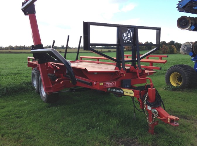 2017 Anderson TRB1000 Bale Mover-Pull Type For Sale