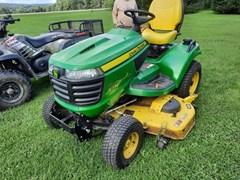Lawn Mower For Sale 2013 John Deere X734 , 25 HP