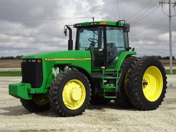 1995 John Deere 8300 Tractor - Row Crop For Sale