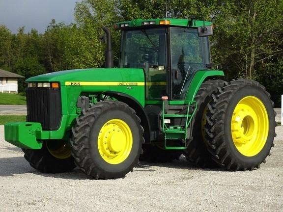 1998 John Deere 8300 Tractor - Row Crop For Sale