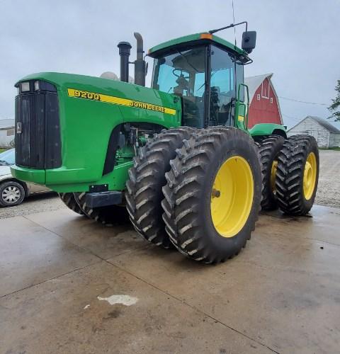 1997 John Deere 9200 Tractor For Sale
