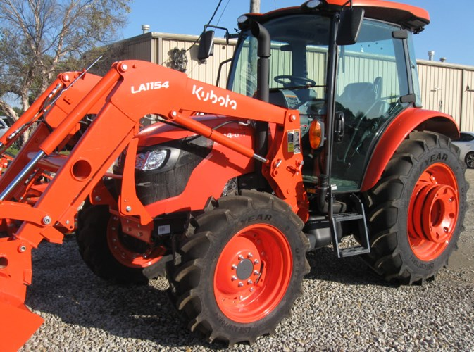 2021 Kubota M4D-071HDC12 Tractor For Sale