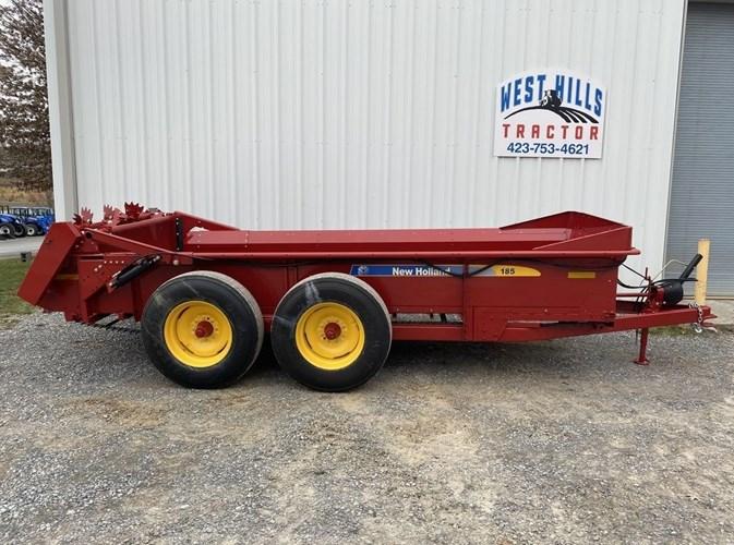 2021 New Holland 185 Fertilizer Spreader For Sale