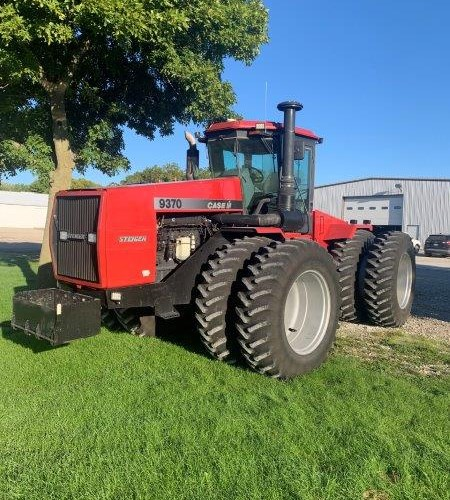 1996 Case IH 9370 Tractor For Sale