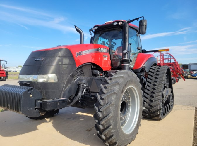 2020 Case IH Magnum 340 Rowtrac Tractor For Sale