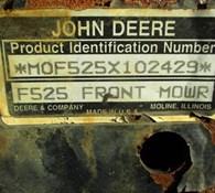 1991 John Deere F525 Thumbnail 6
