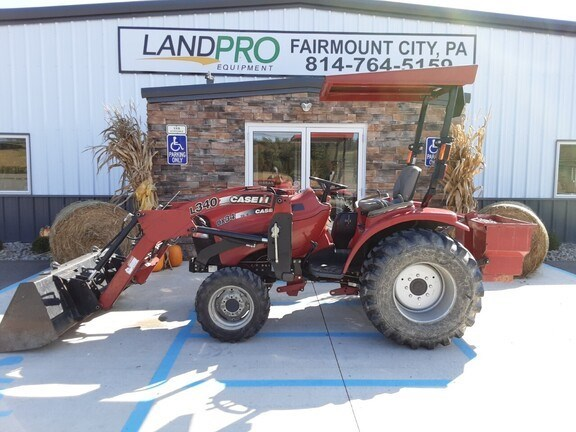 2006 Case IH DX34 Tractor - Compact Utility For Sale