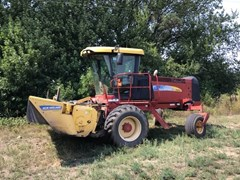 Windrower For Sale 2009 New Holland H8080