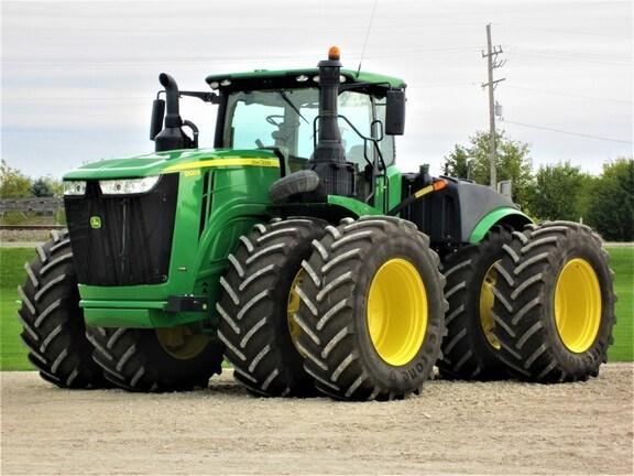 2021 John Deere 9520R Tractor - 4WD For Sale