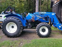 Tractor - Utility For Sale 2019 New Holland Workmaster 60 , 60 HP