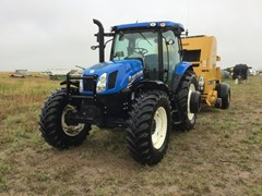 Tractor - Row Crop For Sale 2012 New Holland T6.175
