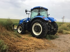 Tractor - Row Crop For Sale 2013 New Holland T7.210 T4A