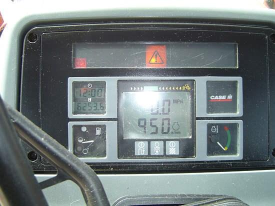 1997 Case IH MX110 Image 7