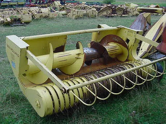 New Holland 900W Forage Head-Windrow Pickup For Sale