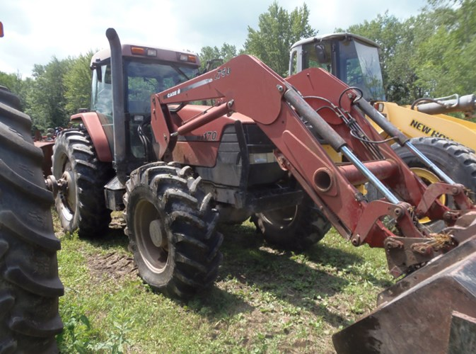 2000 Case IH MX170 Tractor For Sale
