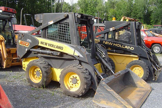 2007 New Holland L160 Image 1